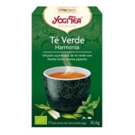 YOGI TEA VERDE ARMONIA de YOGI TEA, 17infusiones