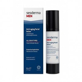 SESDERMA MEN Locion facial antienvejecimiento 50ml