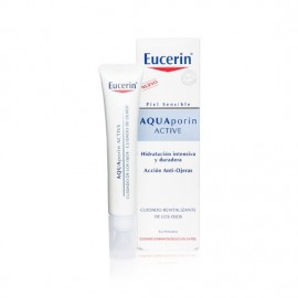 EUCERIN AQUAPORIN ACTIVE ACCION ANTIOJER