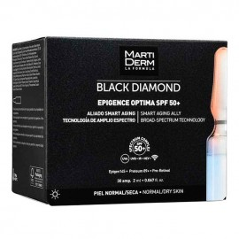 MARTIDERM EPIGENCE OPTIMA SPF 50+ BLACK DIAMOND 30 AMP