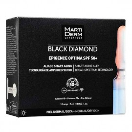 MARTIDERM EPIGENCE OPTIMA SPF 50+ BLACK DIAMOND 10 AMP