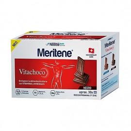 MERITENE VITACHOCO NEGRO 150 G 30 UDS