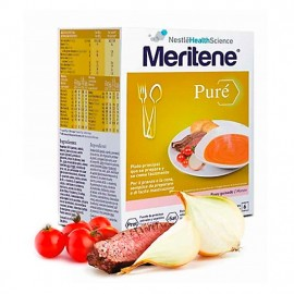 MERITENE PURE TERNERA PATATAS VERD 6X75G