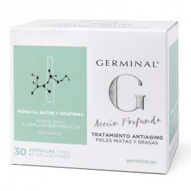 GERMINAL AMPOLLAS ACCION PROFUNDA Tratamiento Antiedad 30 unidades