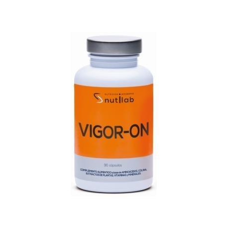 VIGOR-ON de NUTILAB, 90cap.