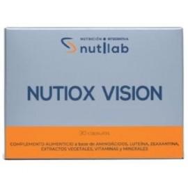 NUTIOX VISION de NUTILAB, 30cap.