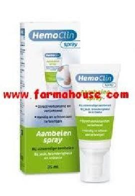 HemoClin SPRAY 35 ML