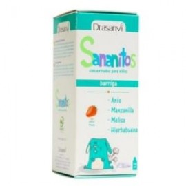 SANANITOS barriga de DRASANVI, 150ml.