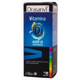 VITAMINA D3 4000UI  de DRASANVI, 0comp.