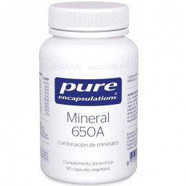 MINERAL 650A PURE...