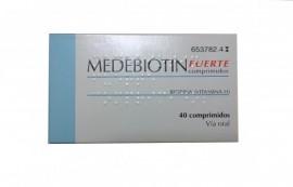 Medebiotin fuerte comprimidos