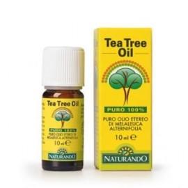 TEA TREE OIL aceite arbol de te 10ml. USO TOPICO
