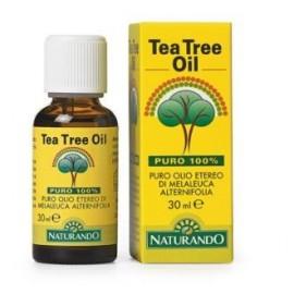 TEA TREE OIL aceite arbol de te 30ml. USO TOPICO