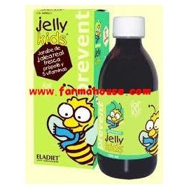 Jarabe Jelly kids prevent fresa 250 ml