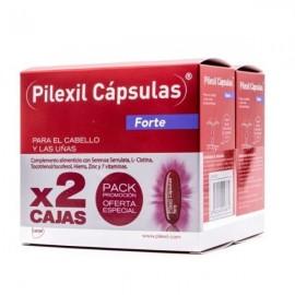 pilexil forte duplo 200 cápsulas