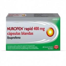 NUROFEN RAPID20 20 CAPSULAS...