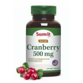 SUNVIT CRANBERRY 500mg. 60...