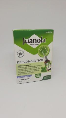 JUANOLA DESCONGESTIVO SPRAY...