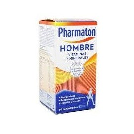 pharmaton hombre vitaminas y minerales