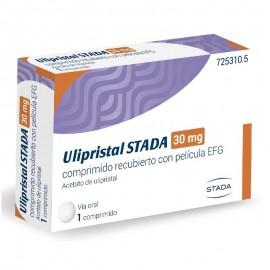 ulipristal stada pastillas