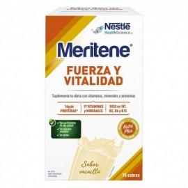 MERITENE vanilla 15 sachets