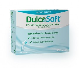 DULCOSOFT DUO 200GR