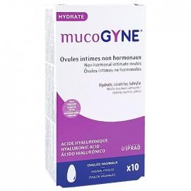 MUCOGYNE 10 OVULOS VAGINALES