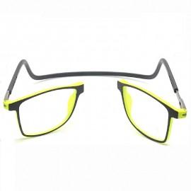 gafas con iman y clic