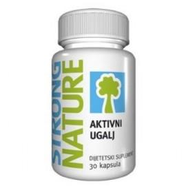 CARBON ACTIVO 30 capsulas strong natural