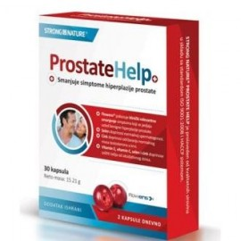 PROSTATE HELP 30 capsulas strong natural