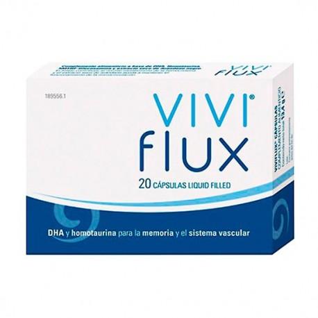 VIVIFLUX 20 CAPSULAS