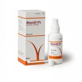 ALOXIDIL 5% SOLUCION 60 ML