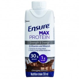 ensure max protein chocolate