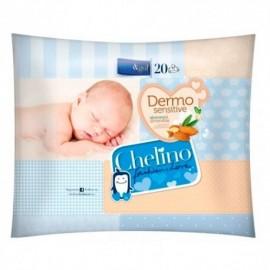 TOALLITAS INFANTILES CHELINO F AND L 20U