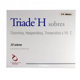 TRIADE H 20 SOBRES