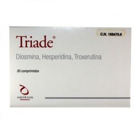 TRIADE 30 COMPRIMIDOS