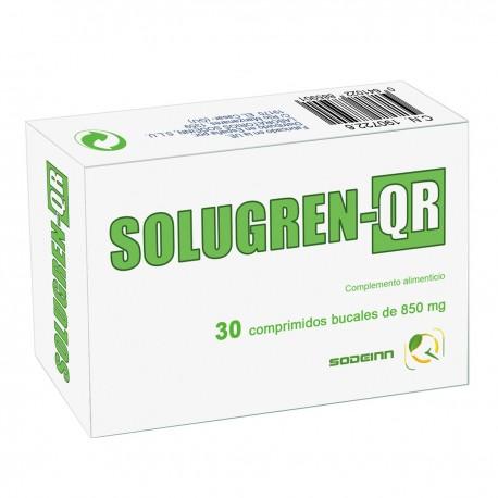 SOLUGREN-QR 30COMP BUCALES
