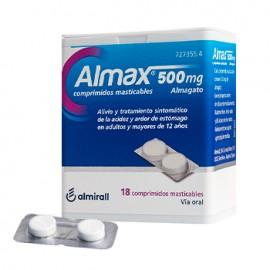 ALMAX GO 18 COMPRIMIDOS