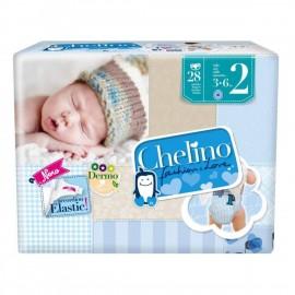 PAÑAL CHELINO INFANTIL T.2...