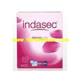 INCONTINENCE INDASEC EXTRA 20 UNITS