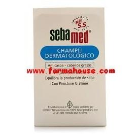 SHAMPOO SEBAMED Dermato ANTICAS C / GRA 200ML