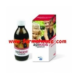 APISERUM APIKIDS JARABE 250 ML