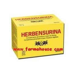 INFUSION HERBENSURINA 40 UNIDADES