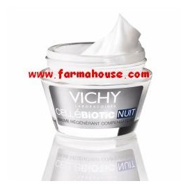 VICHY NIGHT CREAM JAR 50 ML CELLEBIOTIC