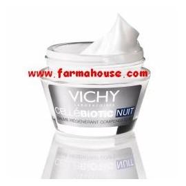 VICHY NIGHT CREAM JAR 50 ML CELLEBIOTIC