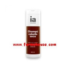 INTERAPOTHEK CHAMPU CABELLOS SECOS 400 ML