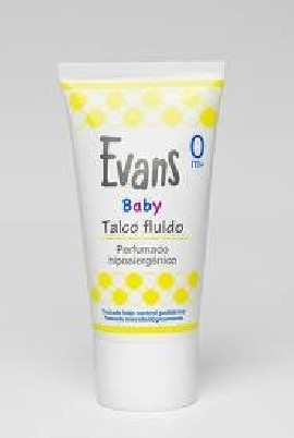 EVANS BABY POWDER 75 ML FLUID