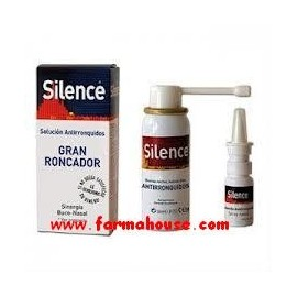 GREAT SILENCE SPRAY Roncador
