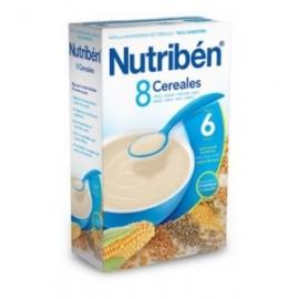 NUTRIBEN 8 CEREALES 300 GR