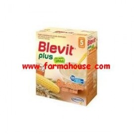 BLEVIT PLUS 8 HONEY CEREAL 300 GR